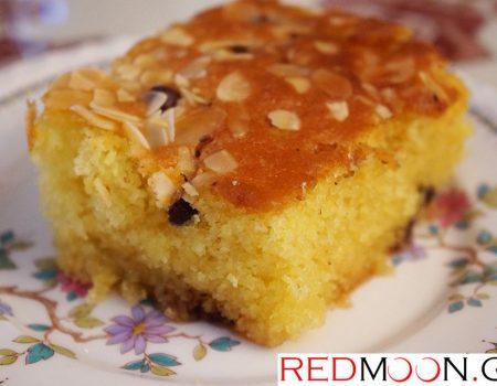 Κέικ αμβούργου