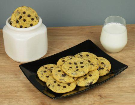 Μπισκότα σοκολάτας (Cookies)