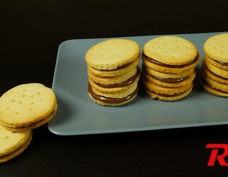 Γεμιστά μπισκότα